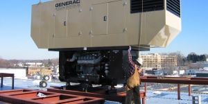 Generator and Critical Requirements Backup